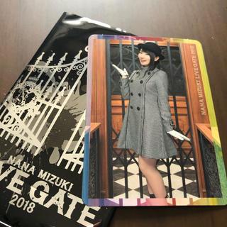 水樹奈々 LIVE GATE2018 ナナカ④(写真/ポストカード)