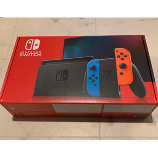 Nintendo Switch - 新品未開封 Nintendo Switch スイッチ ネオン 送料無料 即日発送