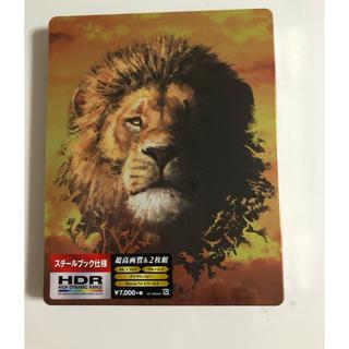 ディズニー(Disney)のライオン・キング 4K UHD MovieNEX スチールブック('19米)(キッズ/ファミリー)