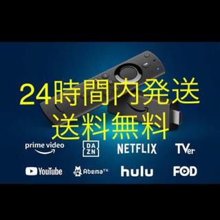 新品 Fire TV Stick 4k  ファイヤースティック Amazon(映像用ケーブル)