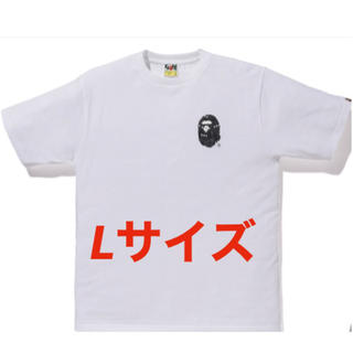 アベイシングエイプ(A BATHING APE)のBAPE X GOD SELECTION XXX NYC LOGO TEE(Tシャツ/カットソー(半袖/袖なし))