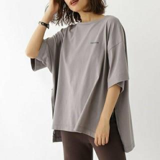 アメリカーナ(AMERICANA)の〈未使用〉アメリカーナ ビッグTシャツ(カットソー(半袖/袖なし))