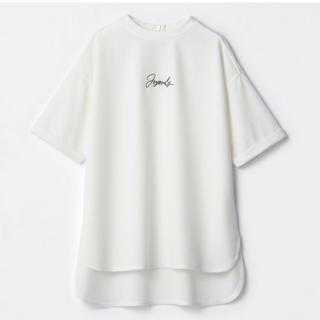 シマムラ(しまむら)のプルオーバー 半袖 しまむら MUMU(Tシャツ(半袖/袖なし))