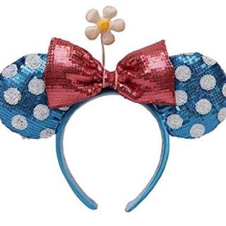 Disney - 《再入荷しました》新品上海ディズニーランド 水玉カチューシャ ドットカチューシャ