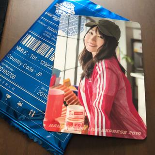 水樹奈々 LIVE EXPRESS 2019ナナカ③(写真/ポストカード)