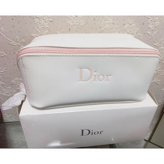 ディオール(Dior)の【新品未使用】Diorポーチ(ポーチ)