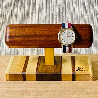 フランフラン(Francfranc)の腕時計スタンド(掛時計/柱時計)