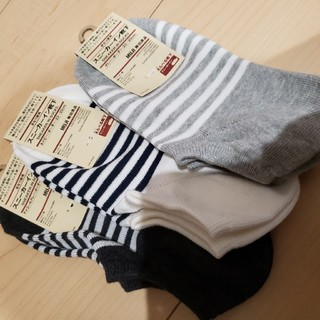 MUJI (無印良品) - 靴下