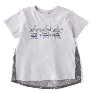 petit main - petit main トイストーリー Tシャツ 100