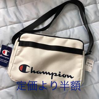 チャンピオン(Champion)のチャンピオン ショルダーバック 新品未使用 定価5368円(ショルダーバッグ)