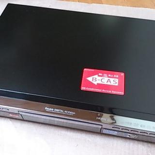 ヒタチ(日立)の日立 HDD DVD レコーダー DV-DH500D(DVDレコーダー)