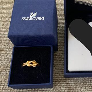 スワロフスキー(SWAROVSKI)のスワロフスキーセット(リング(指輪))