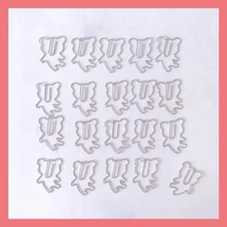 サンリオ(サンリオ)のリラックマ クリップ 16個セット キャラクター 文房具 サンリオ(その他)