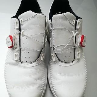 アディダス(adidas)のアディダス ゴルフシューズ26.5cm(シューズ)