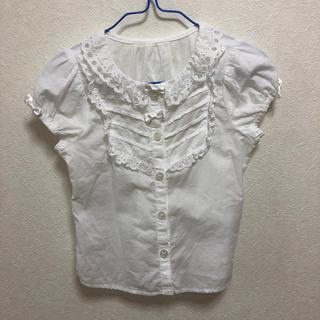 シャーリーテンプル(Shirley Temple)のsize100 シャーリーテンプルブラウス(Tシャツ/カットソー)