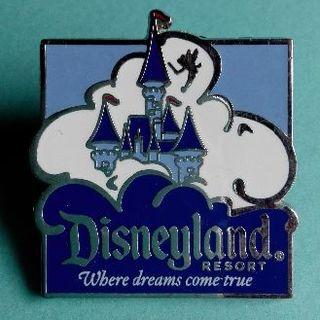 ディズニー(Disney)のディズニーランド ピンバッチ(その他)