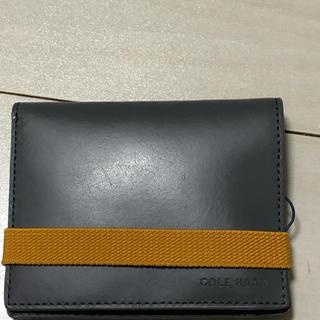 コールハーン(Cole Haan)のコールハーン 二つ折り財布 メンズ(折り財布)