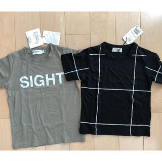 こどもTシャツ(100) 2枚セット