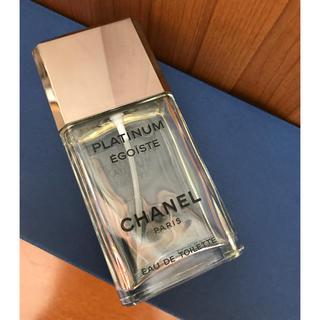 シャネル(CHANEL)のCHANEL 【香水】EGOISTE(ユニセックス)