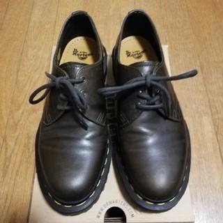 ドクターマーチン(Dr.Martens)のドクターマーチン dark taupe orleans uk6 カーキ(ドレス/ビジネス)
