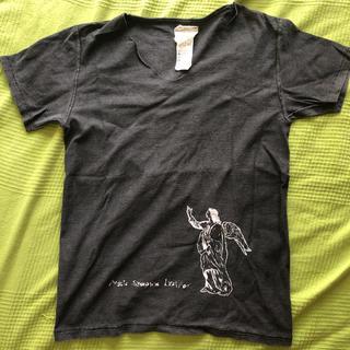 アイリッシュ(I★RISH)のアイリッシュI★RISH リバーシブルダメージ加工Tシャツ(Tシャツ/カットソー(半袖/袖なし))