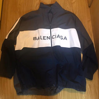 Balenciaga - BALENCIAGA バレンシアガ ロゴ トラックジャケット 新品未使用