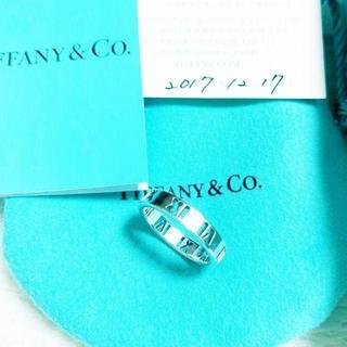 ティファニー(Tiffany & Co.)の☆新品☆未使用☆ ティファニー アトラスナローリング7号(リング(指輪))
