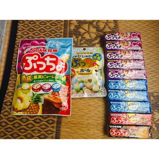 ユーハミカクトウ(UHA味覚糖)のぷっちょボール ぷっちょ アソート 12個 UHA味覚糖 まとめ売り(菓子/デザート)