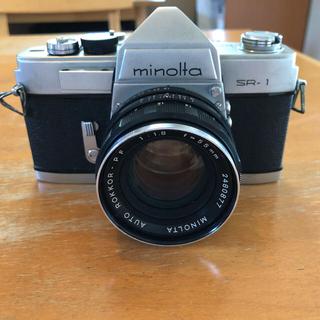 コニカミノルタ(KONICA MINOLTA)のミノルタ SR-1 フィルムカメラ(フィルムカメラ)