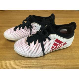 アディダス(adidas)のadidas サッカー スパイク ジュニア 20(シューズ)
