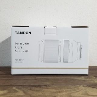 タムロン(TAMRON)の【新品未開封】TAMRON 70-180mm F2.8 A056 Eマウント(レンズ(ズーム))