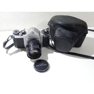 ペンタックス(PENTAX)のPENTAX SV レンズ 1:1.8 55mm ペンタックス(フィルムカメラ)