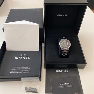 シャネル(CHANEL)のシャネルJ12(腕時計(アナログ))
