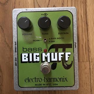 ELECTRO-HARMONIX Bass Big Muff(ベースエフェクター)