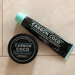 カーボンココ CARBON COCO(歯磨き粉)