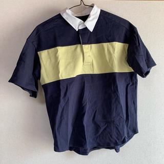 ジーユー(GU)のGU 襟付き ポロシャツ レディース(ポロシャツ)