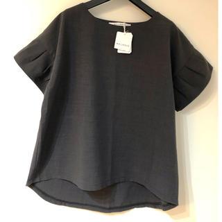 MELROSE - メルローズ タック袖カットソー