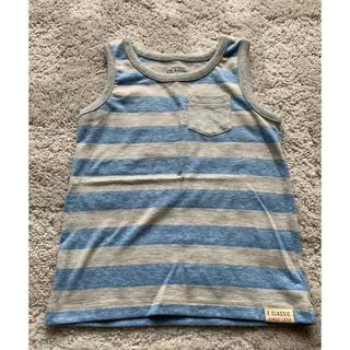 ノースリーブ タンクトップ Tシャツ 90(Tシャツ/カットソー)