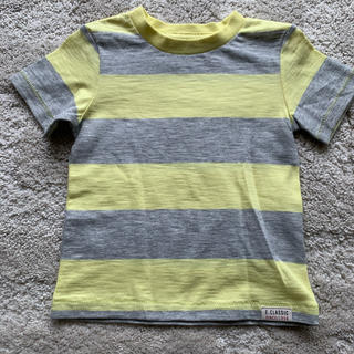 Tシャツ ボーダー 90(Tシャツ/カットソー)