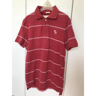 アバクロンビーアンドフィッチ(Abercrombie&Fitch)のアバクロ メンズポロシャツ(ポロシャツ)