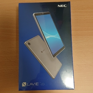 NEC - 【新品未開封】NEC タブレット LAVIE Tab PC-TE507KAS