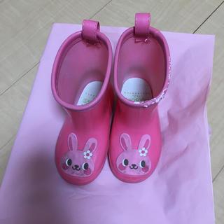 長靴 レインブーツ 14センチ(長靴/レインシューズ)