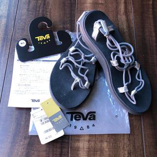 テバ(Teva)のTeva ボヤインフィニティ シルバー(サンダル)
