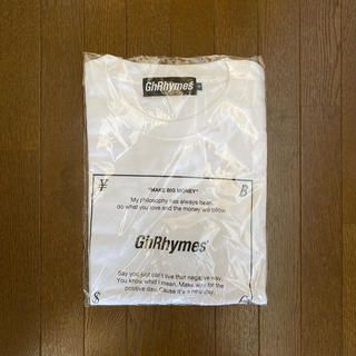 GINRHYMES 限定 HOKT ISSA BAGARCH ジンライムス(Tシャツ/カットソー(半袖/袖なし))