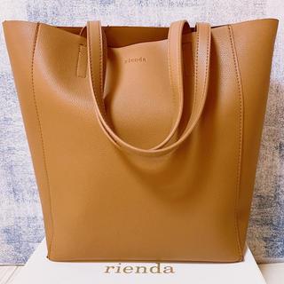 rienda - トートバッグ