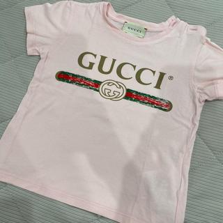Gucci - グッチTシャツ 24m