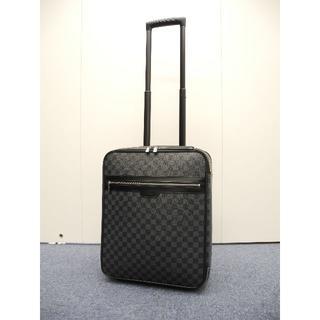 ルイヴィトン(LOUIS VUITTON)のルイヴィトン ペガス45 N23302 グラフィット 旅行用キャリーバッグ小(トラベルバッグ/スーツケース)