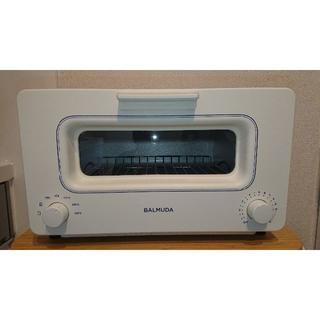バルミューダ(BALMUDA)のBALMUDA★バルミューダ★THEトースター★限定色★ホワイトブルー(調理機器)