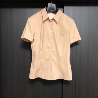 ドルチェアンドガッバーナ(DOLCE&GABBANA)のハーフスリーブ シャツ 美品(シャツ/ブラウス(半袖/袖なし))