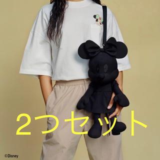 ディズニー(Disney)のユニクロ アンブッシュ ミニー UNIQLO ambush(キャラクターグッズ)
